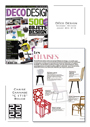 DECO DESIGN - nov/dec/janv 2012